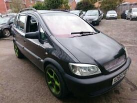 Vauxhall Zafira 1.6i 16v Comfort 7 seater - 2000 X-REG - 7 MONTHS MOT