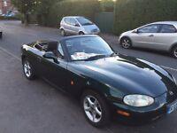 Mk2 Mazda mx5 1.8 petrol imaculate