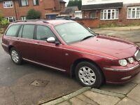Rover 75 Diesel estate CDTI