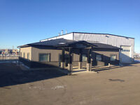 Industrial Drive-Through Property with Quonset on 3.01 Acres