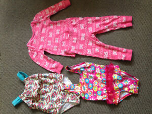 6 - 12 months shirt/sweater lot