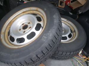 4x. 225 65 17 tires and rims