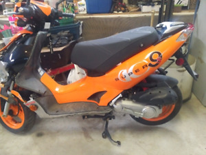 2006 Kymco super 9s project for sale
