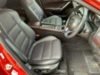 2015 Mazda 6 SPORT NAV 2.0 SKYACTIV-G Sport Nav Tourer 5dr Estate Petrol Manual