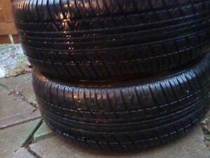 For Sale 2 brand new Motomaster AW2 & 2 goodyear tigerpaw tires London Ontario image 2