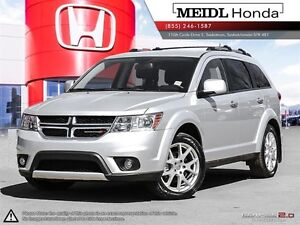 Dodge Journey R/T AWD NAV $170 Bi-Weekly PST Paid 2014