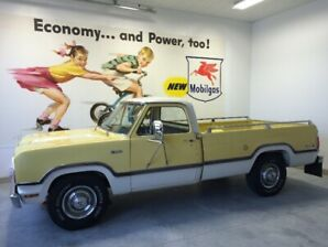 1974 Dodge D200 pick-up