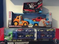 Brand new in box boys toys truck cars