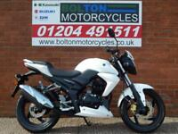 SYM WOLF 125 MOTORCYCLE