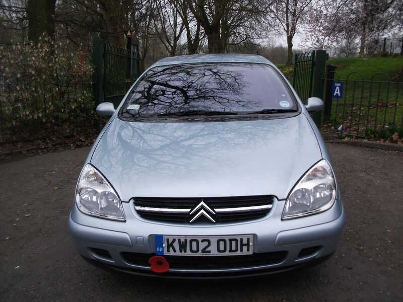 citroen c5 2 2 hdi sx grey 2002 in leicester leicestershire gumtree. Black Bedroom Furniture Sets. Home Design Ideas