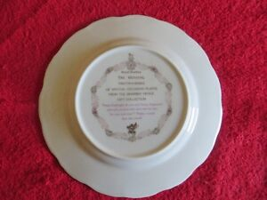 ROYAL DOULTON PLATE London Ontario image 2