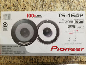 Pioneer TS-164P 2-Way 6.5 inch Car Speaker