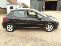 2006 Peugeot 207 1.4 SE 12mthMOT/3mth Warranty