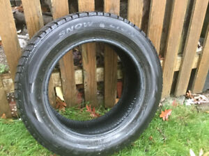 A - used snow tires for sale