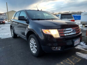 2010 Ford Edge Sel AWD, 163k, has been undercoated. New Tires.