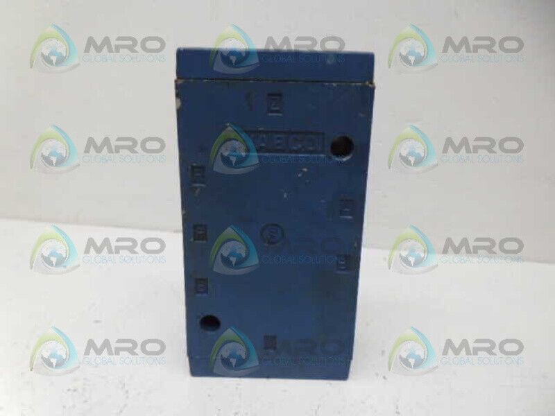 REXROTH 5711001100 DIRECTIONAL VALVE *USED*
