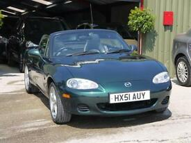 Mazda MX-5. 1.8i ONLY 53000 MILES. SERVICE RECORDS. MOT MARCH 2017