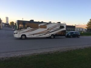 Full Package - RV and Tow Vehicle - Ready to Go