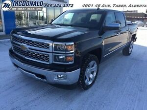 2014 Chevrolet Silverado 1500 LTZ  LEATHER! BOSE STEREO! LOADED!