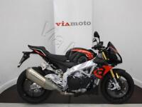 APRILIA TUONO V4 1100 RR 2017 (17) STUNNING CONDITION ONLY COVERED 500 ...