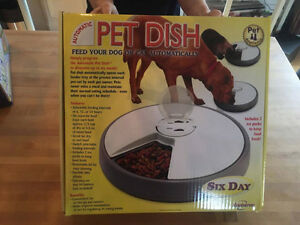 6-Day Automatic Pet Feeder - Brand New in Package