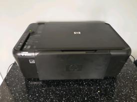 HP Deskjet F4580 wireless printer. Free delivery.