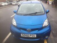 Toyota AYGO 1.0 VVT-i (blue) 2010