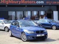 2009 BMW 1 Series 2.0 118d M Sport 3dr