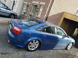 swap late 03 a4 sline kitted 11 months mot whats out there (civic accord leon golf passat bora)