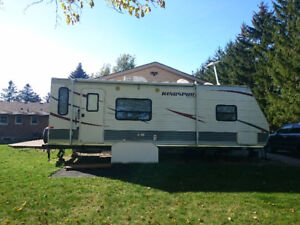 Kingsport by Gulf Stream, Perfect couples Travel Trailer , 24RS