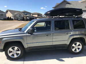 2012 Jeep Patriot North-KMC Rockstar Rims+Thule Carrier Pkg.