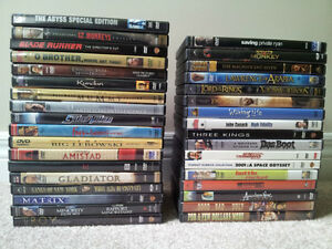 DVD Collection - Like New London Ontario image 1
