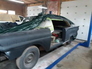 Looking for shift rods for 57 fairlane