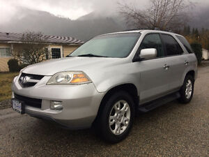 2005 Acura MDX Loaded-touring edition-Like new- Open to offers