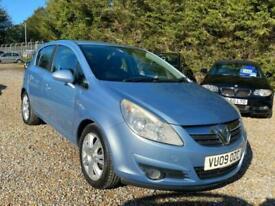 image for 2009 Vauxhall Corsa 1.4i 16V Design 5dr HATCHBACK Petrol Manual