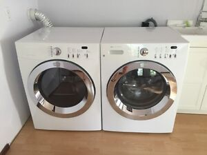 Frigidaire affinity washer and dryer combo