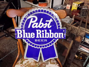 CHOICE OF MAN CAVE BEER SIGN LIGHTNING $40.00 EACH