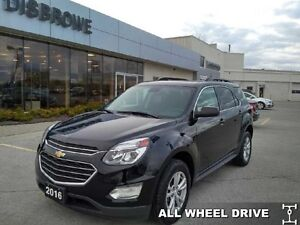2016 Chevrolet Equinox LT   Navigation, AWD, Sunroof