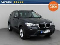2015 BMW X3 xDrive20d SE 5dr Step Auto