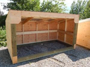 Quality Custom Built Livestock Shelters