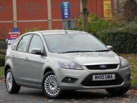 AUTO Ford Focus 1.6 2010 Titanium + HEATED SEATS + PARKING SENSORS + LOW MILES