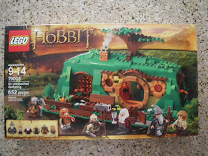 Lego The Hobbit sets