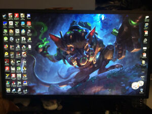 """24"""" gaming monitor for sale *READ*"""