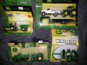John deere collectable toys
