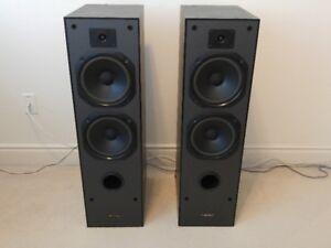Abstract Acoustics Floor-Standing Loudspeakers Model 102