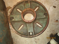 LATHE FACE PLATE FOR SALE