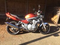 Suzuki Bandit Street fighter 600