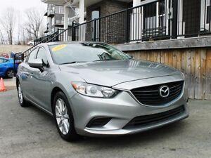 2014 Mazda 6 GX / 2.5L I4 / 6spd man / FWD **Zippy**