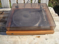 For Parts Only: Dual 505-2 Belt Drive Turntable, Germany