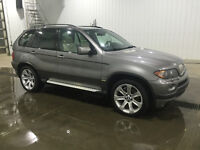 2005 BMW X5 4.8is SUV, Crossover